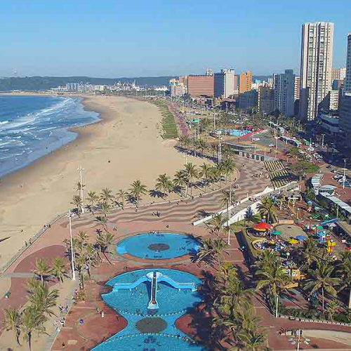 Durban, South Africa | Wikimedia/JasonSmuts, CC-BY-SA-4.0
