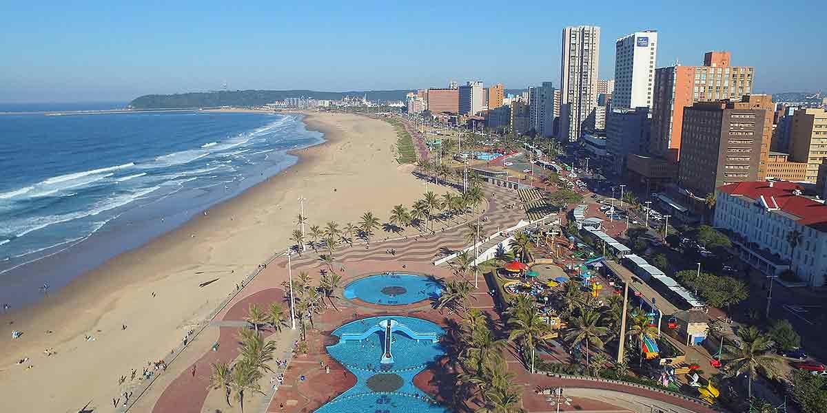 Durban, South Africa | Wikimedia/JasonSmuts, CC-BY-SA-4.0