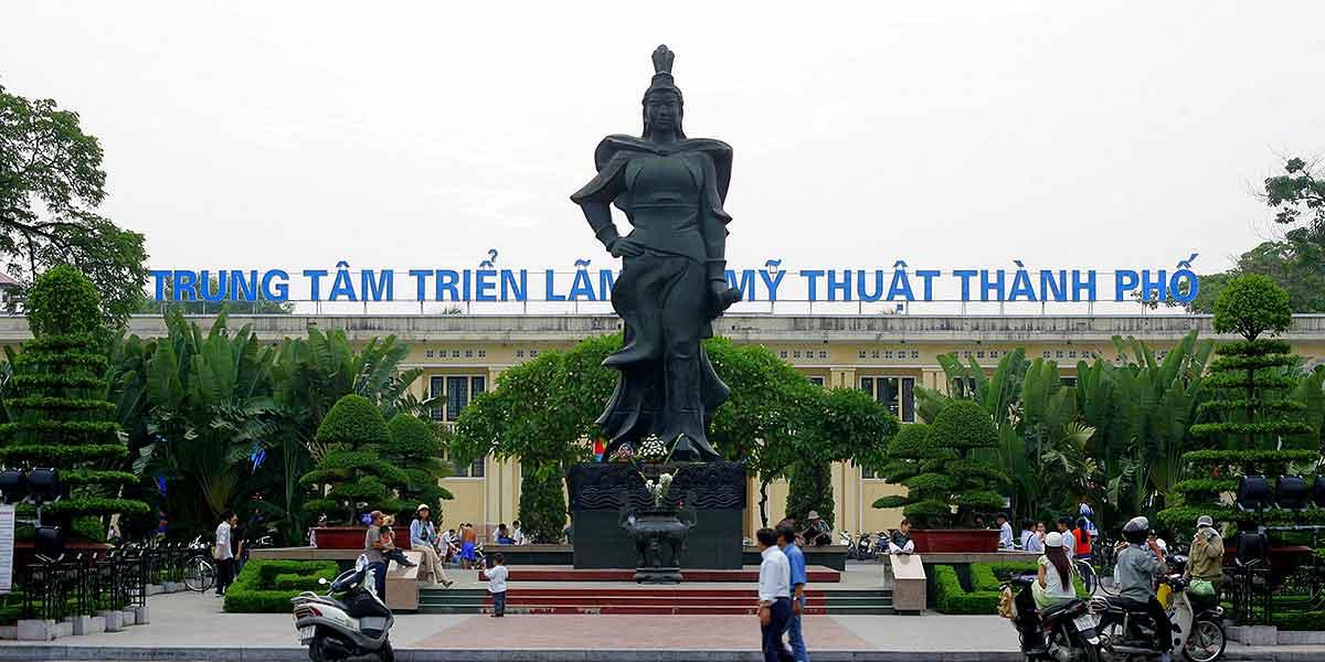 Haiphong, Vietnam | Wikimedia | [Tycho]