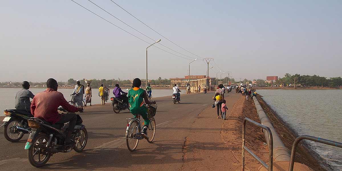 Ouagadougou | City Development Strategy | Wikimedia/Sputniktilt CC-BY-SA-3.0